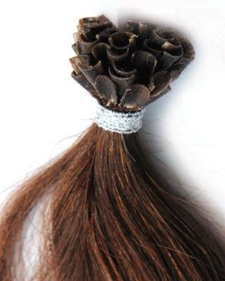 Keratin Glue Infusion Extension Tips U-Shape