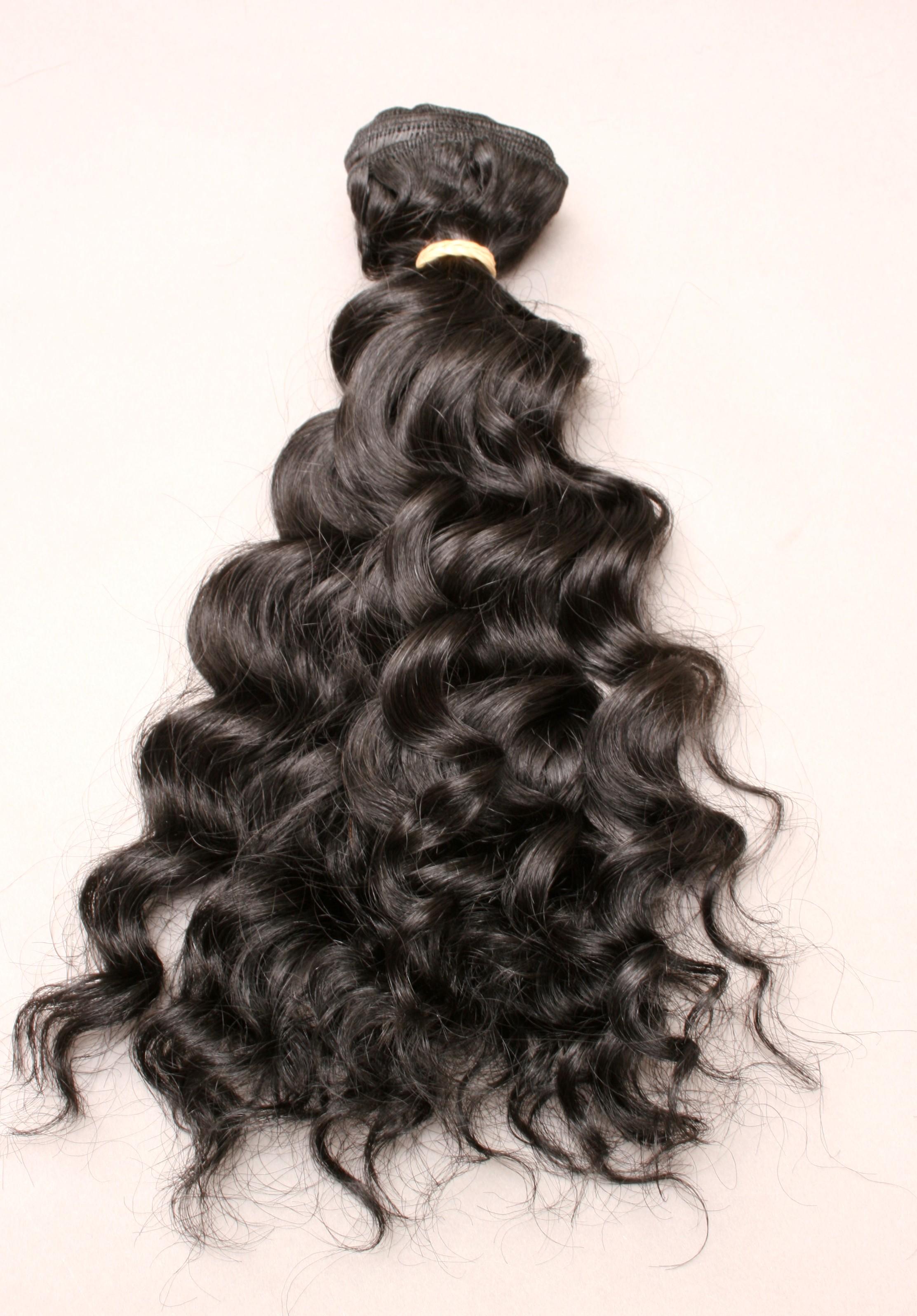 Indian Wavy Hair Samples, $10.00 : Femi Hair