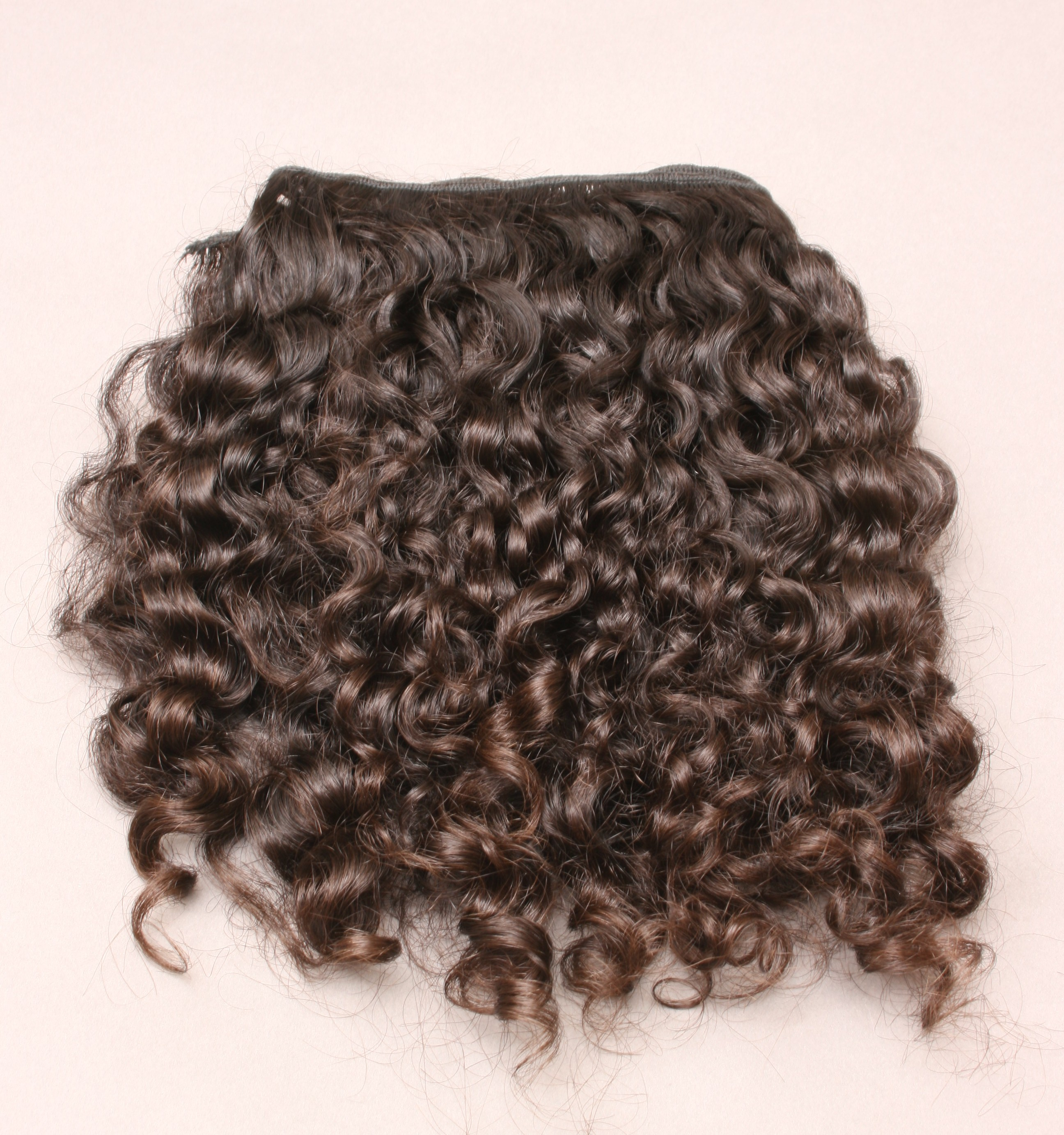 Indian - All Natural Ringlet Curly