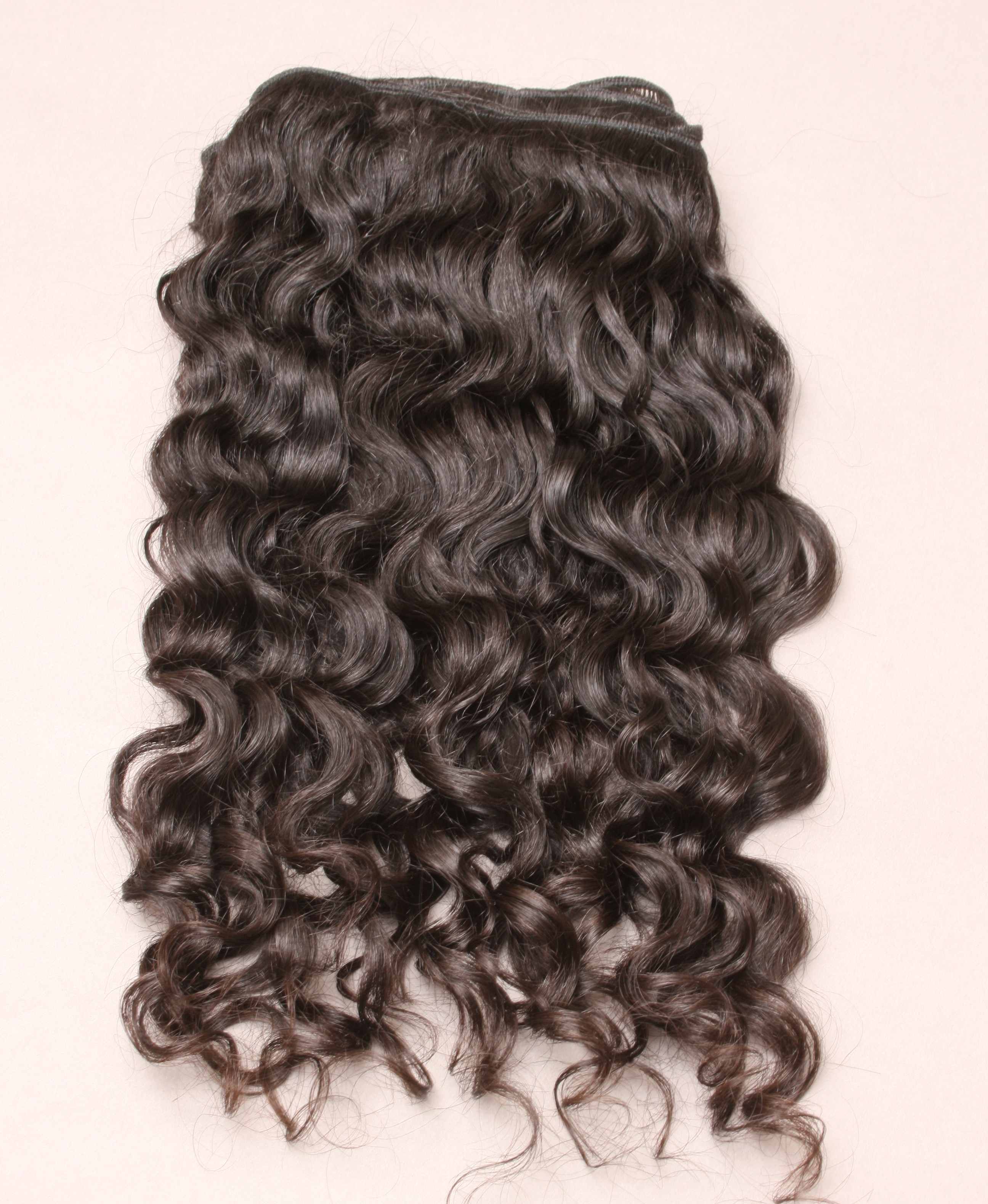 Indian - All Natural Curly - Click Image to Close